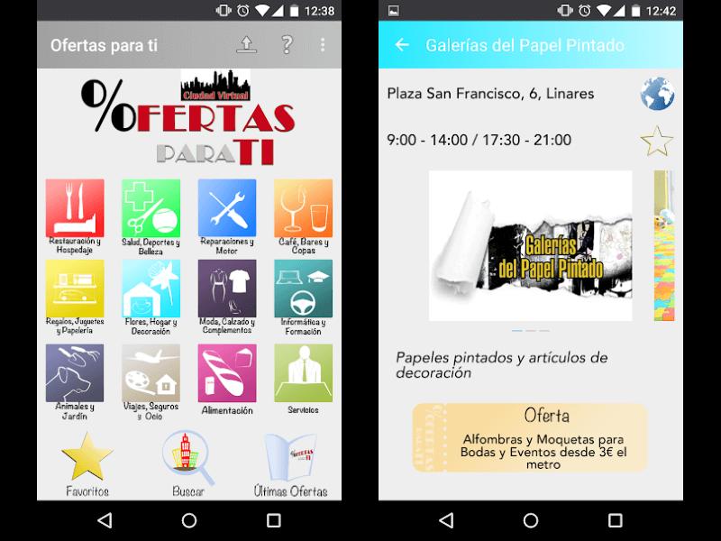 Ofertas para ti Android