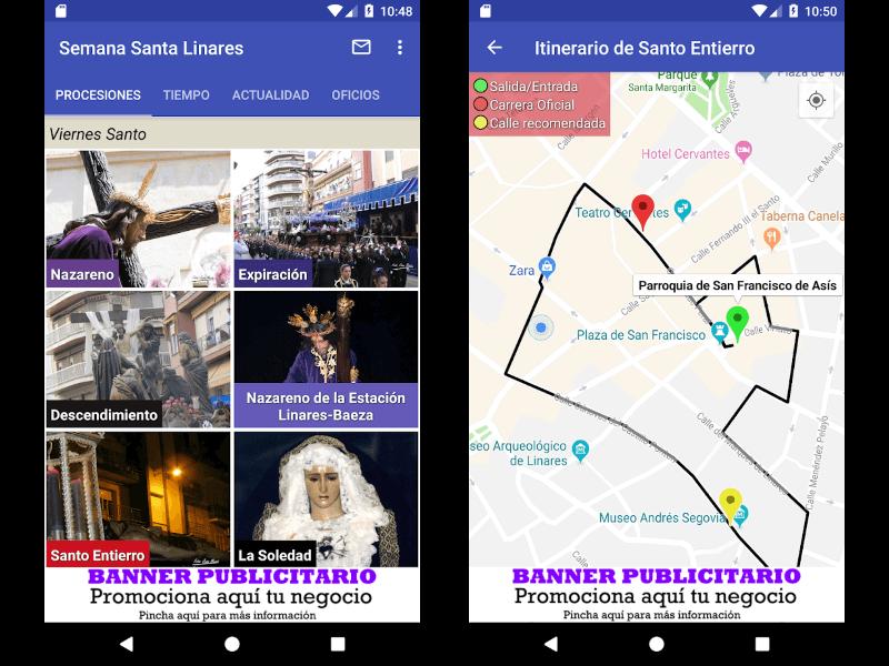 Semana Santa Linares Android