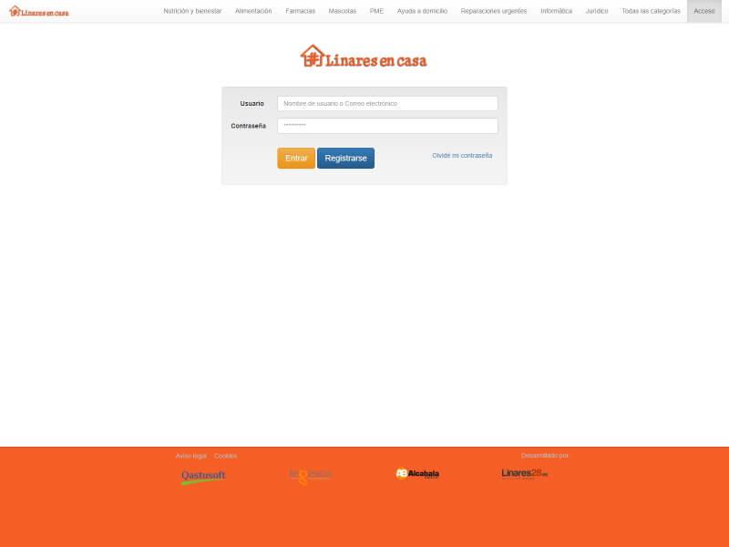 Proyecto Linares en Casa
