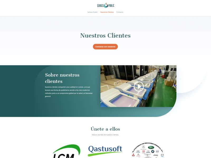 Proyecto Senses Public