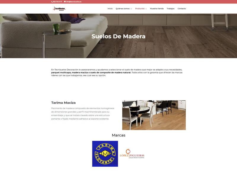 Web Tecnisuelos