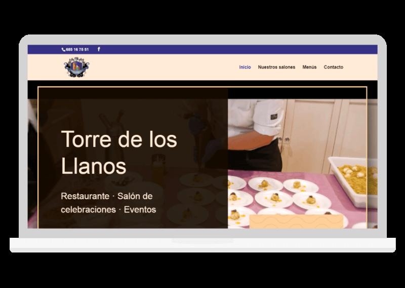Salones Torres de los Llanos